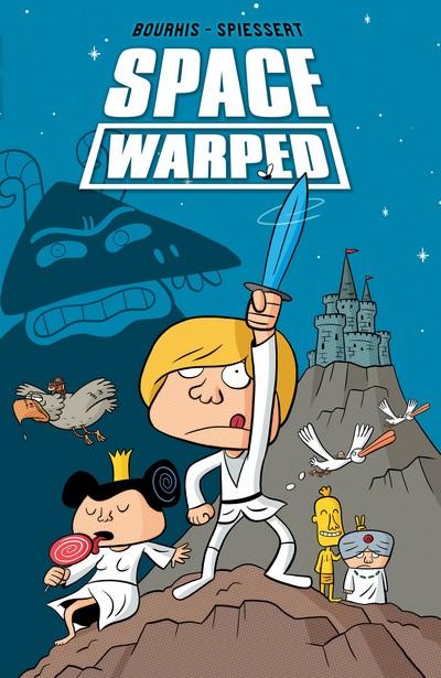 Space Warped (TPB) (2012)