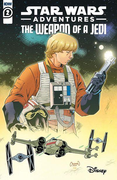 Star Wars Adventures – Weapon of a Jedi #2 (2021)