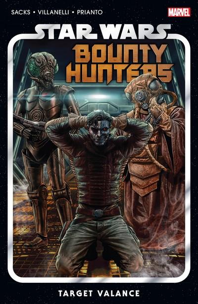 Star Wars – Bounty Hunters Vol. 2 – Target Valance (TPB) (2021)