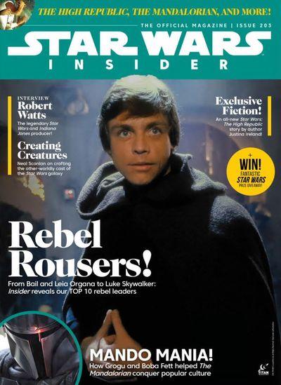 Star Wars Insider #203 (2021)