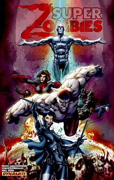 Super Zombies Vol. 1 (TPB) (2009)