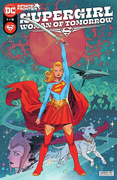 Supergirl – Woman of Tomorrow #1 (2021)