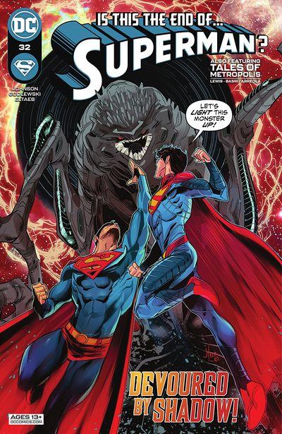 Superman #32 (2021)