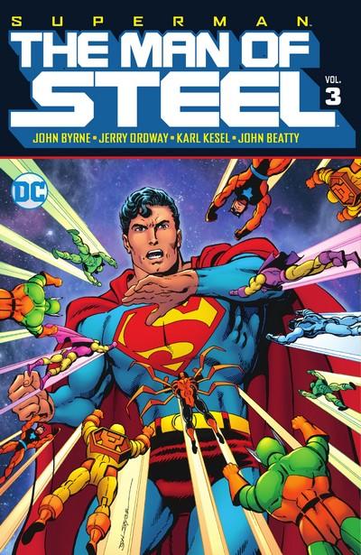 Superman – The Man of Steel Vol. 3 (TPB) (2021)