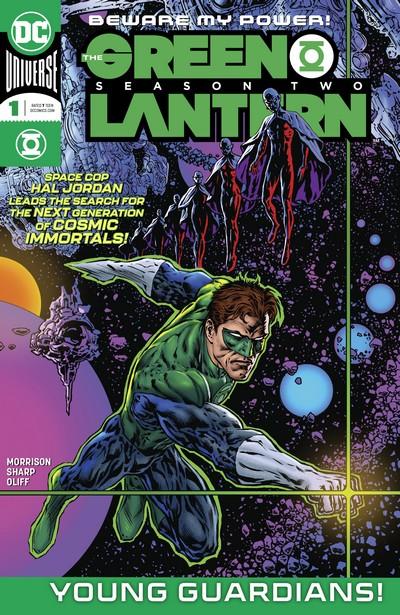 The Green Lantern Season Two #1 – 12 (2020-2021)