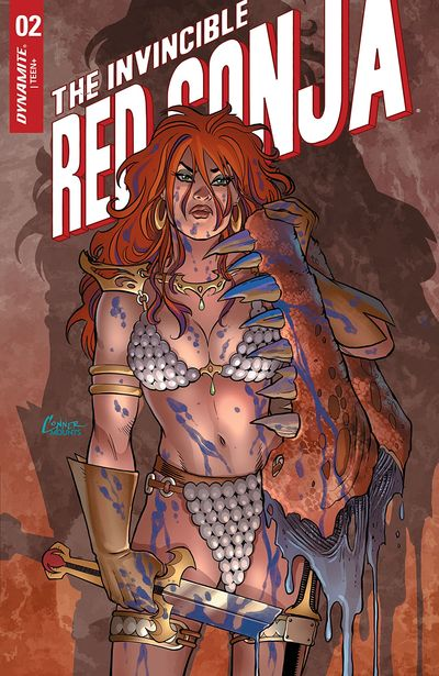 The Invincible Red Sonja #2 (2021)