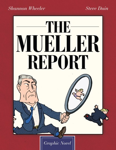 The Mueller Report Graphic Novel (2020)