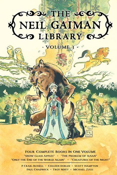 The Neil Gaiman Library Vol. 3 (2021)
