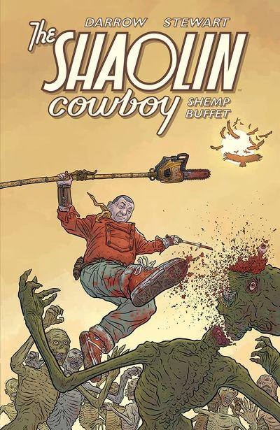 The Shaolin Cowboy – Shemp Buffet (TPB) (2021)