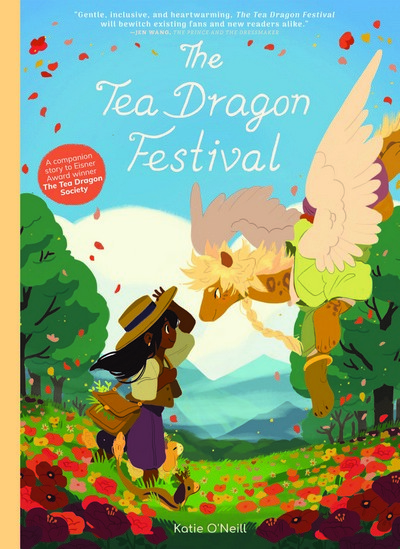The Tea Dragon Festival (2019)