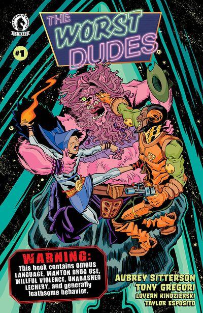 The Worst Dudes #1 (2021)