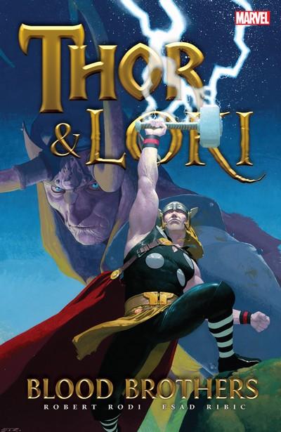 Thor And Loki – Blood Brothers (TPB) (2011)