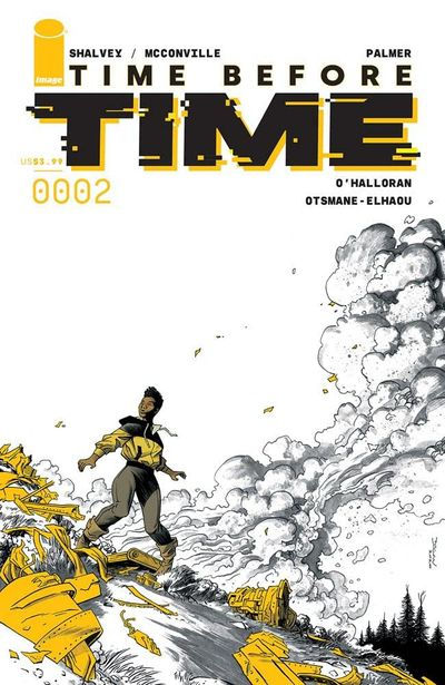 Time Before Time #2 (2021)