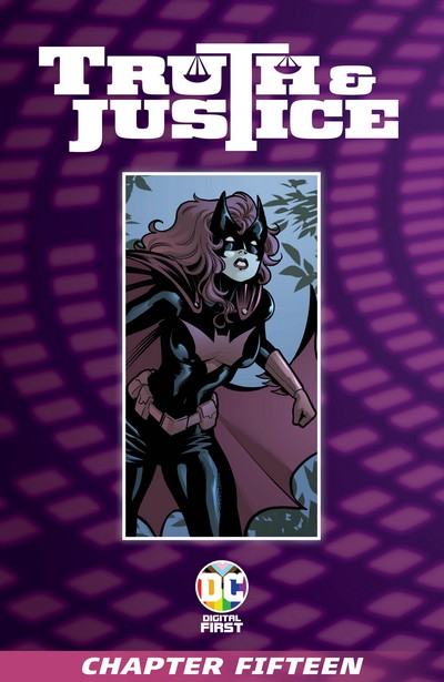 Truth and Justice #15 (2021)