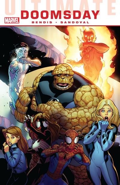 Ultimate Comics Doomsday (TPB) (2011)