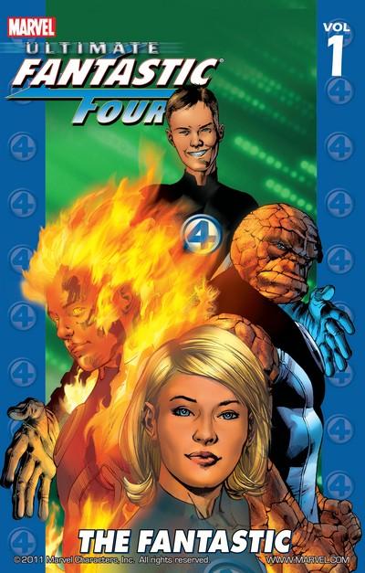 Ultimate Fantastic Four Vol. 1 – 11 (TPB) (2005-2009)