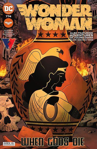 Wonder Woman #774 (2021)