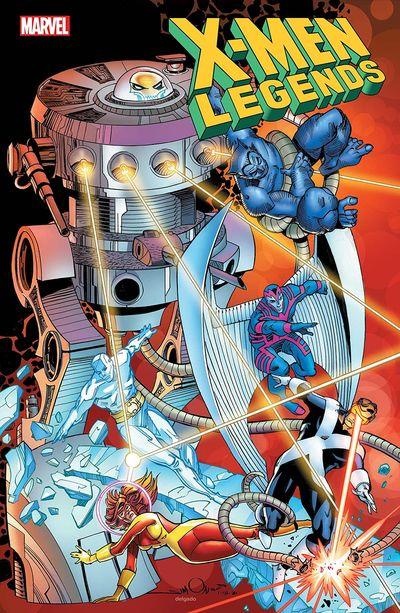 X-Men Legends #4 (2021)