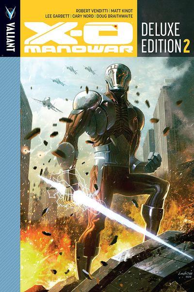 X-O Manowar – Deluxe Edition – Book 2 (2015)