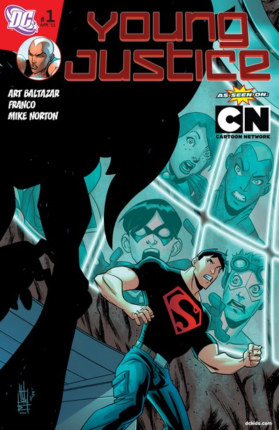 Young Justice #0 – 25 (2011-2013)