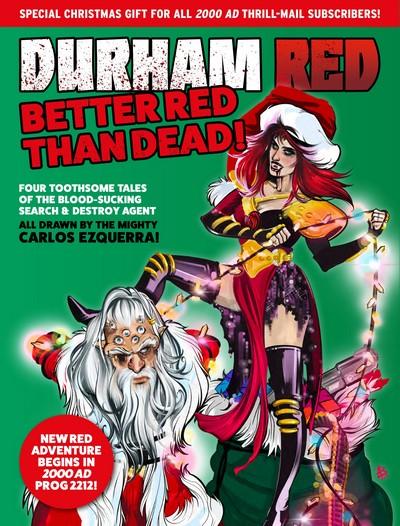 2000AD Durham Red (2020)