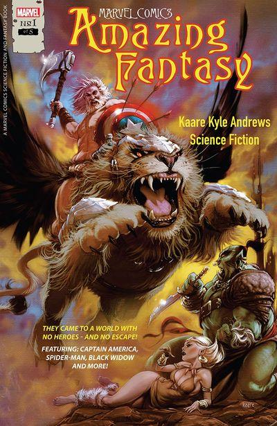 Amazing Fantasy #1 (2021)