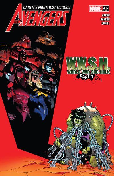 Avengers #46 (2021)