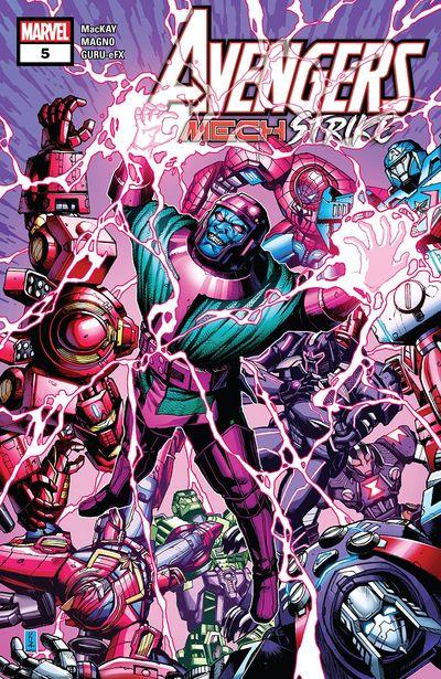 Avengers Mech Strike #5 (2021)