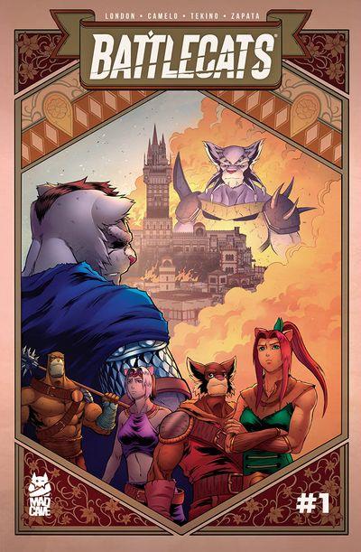 Battlecats Vol. 3 #1 (2021)