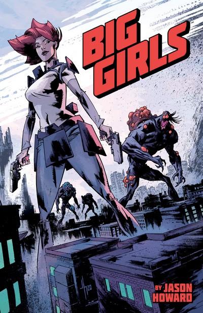 Big Girls Vol. 1 (TPB) (2021)
