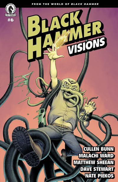 Black Hammer – Visions #6 (2021)