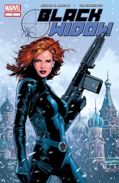 Black Widow #1 – 6 (2004-2005)
