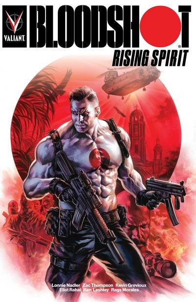 Bloodshot Rising Spirit (TPB) (2021)