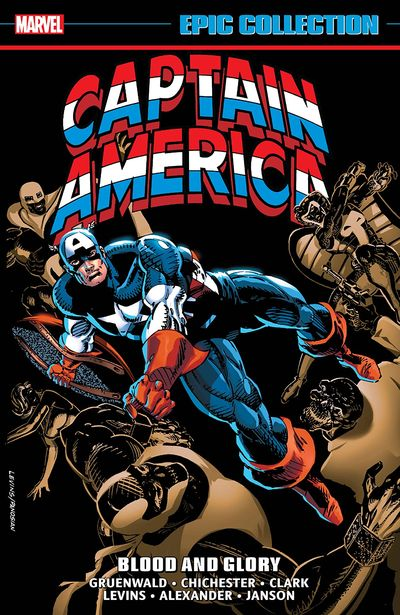 Captain America Epic Collection Vol. 18 – Blood and Glory (2020)