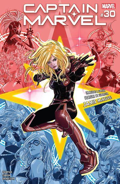 Captain Marvel #30 (2021)