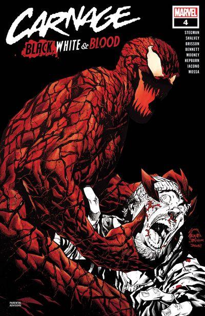 Carnage – Black, White & Blood #4 (2021)