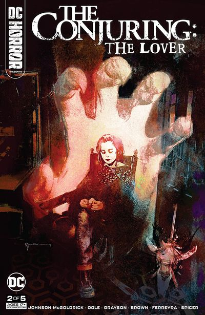 DC Horror Presents – The Conjuring – The Lover #2 (2021)