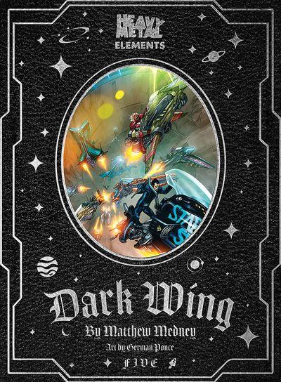 Dark Wing #5 (2021)