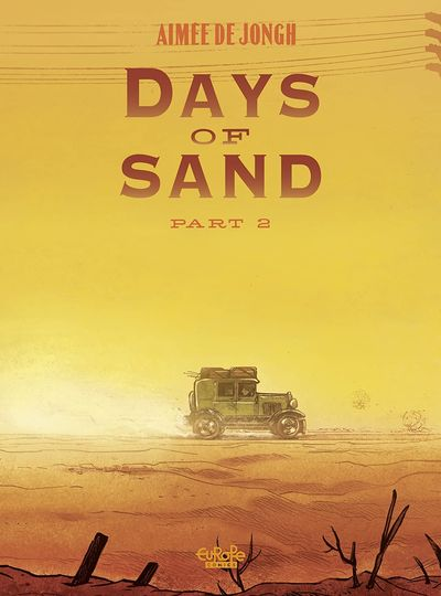Days of Sand – Part 2 (2021)
