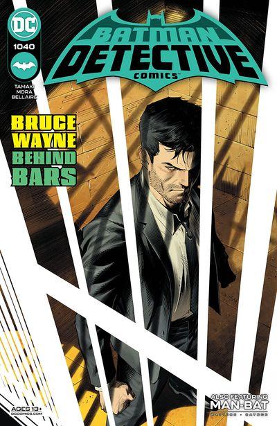 Detective Comics #1040 (2021)
