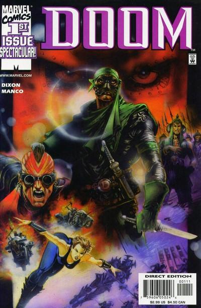 Doom #1 – 3 (2000)