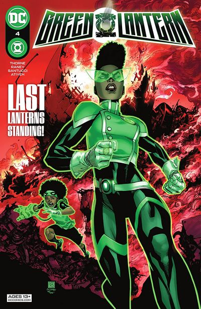 Green Lantern #4 (2021)