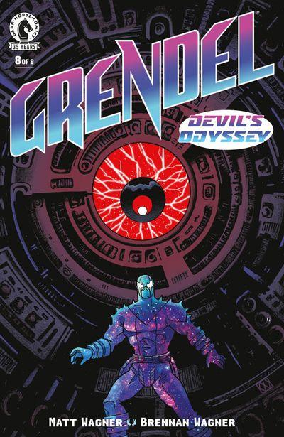 Grendel – Devil's Odyssey #8 (2021)