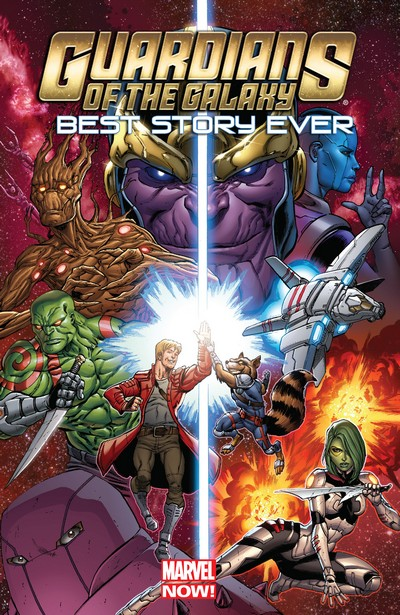 Guardians of the Galaxy – Best Story Ever (TPB) (2015)