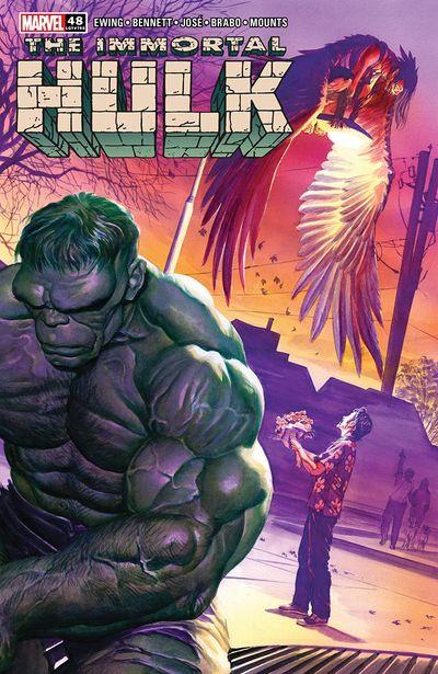 Immortal Hulk #48 (2021)