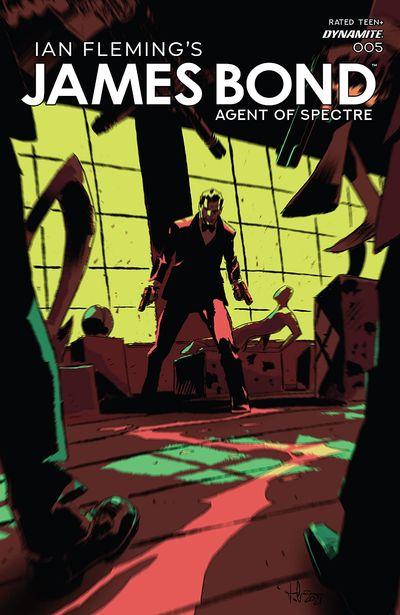 James Bond – Agent of Spectre #5 (2021)