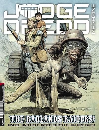 Judge Dredd Megazine #434 (2021)
