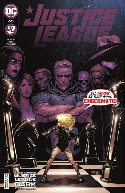 Justice League #65 (2021)