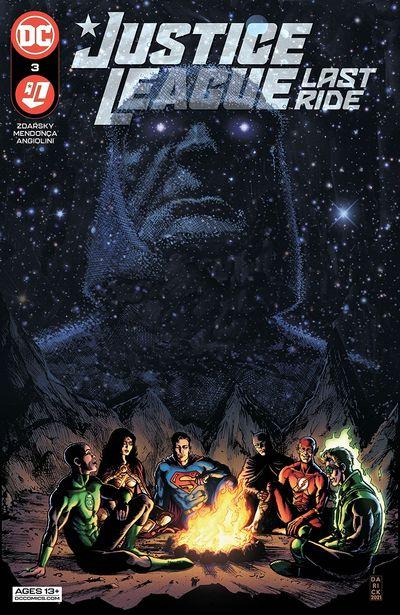 Justice League – Last Ride #3 (2021)