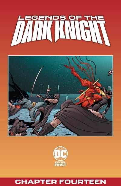 Legends of the Dark Knight #14 (2021)